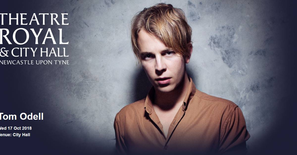 Tom Odell Another Love Album Cover Pexels