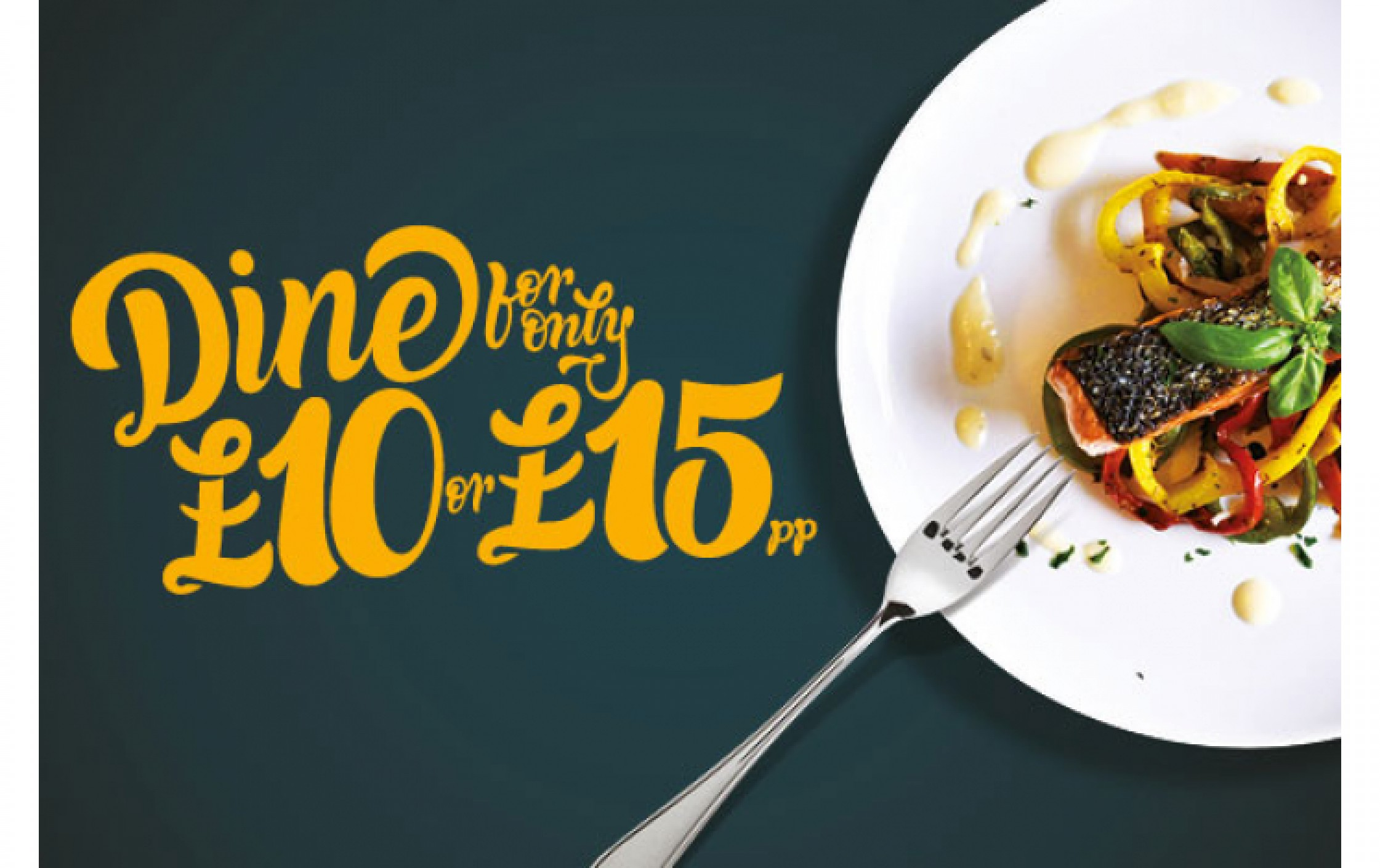 NE1 Newcastle Restaurant Week – Dine for only £10 or £15 per person
